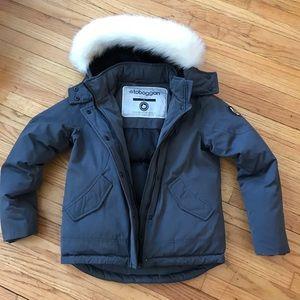 Toboggan winter dawn jacket size 12